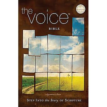 The Voice Bible - Step into the Story of Scripture - Personal Size by E