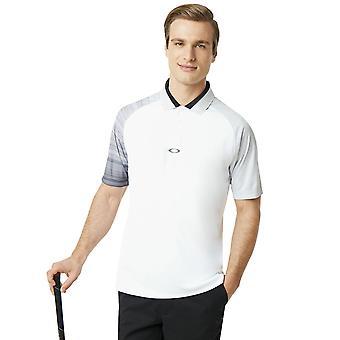 Oakley mens 2019 aerodinámica golf polo camisa