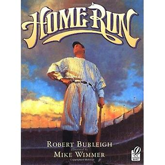 Home Run  - The Story of Babe Ruth Book