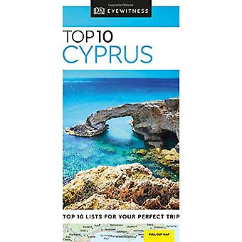 Top 10 Cyprus by Top 10 Cyprus - 9780241355961 Book