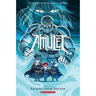 Escape from Lucien by Kazu Kibuishi - 9780545433150 Book