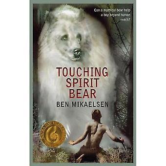 Touching Spirit Bear by Ben Mikaelsen - 9781432850401 Book