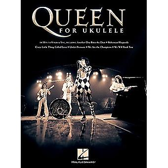 Queen For Ukulele by  - 9781495089244 Book