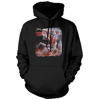Womens Hoodie - Cannibal Corpse - Tomb Of The Mutilated