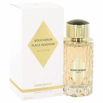 Boucheron Place Vendome Eau De Parfum Spray By Boucheron 100 ml
