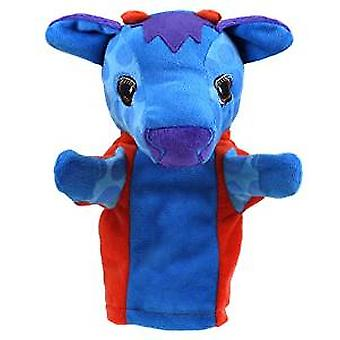 Hand Puppet - My Second - Cow Soft Doll Plush PC009604