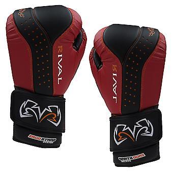 Rival Boxing d3o Intelli-Shock Bag Gloves - Black/Red