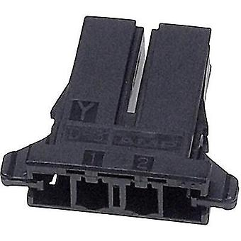 Socket enclosure - cable DYNAMIC 3000 Series Total number of pins 2 TE Connectivity 1-178128-2 1 pc(s)
