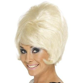 Smiffys 60S Beehive Wig Blonde Short (Costumes)