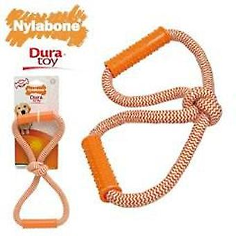 Nylabone Rope Loop Bacon Flavor (Dogs , Toys & Sport , Ropes)