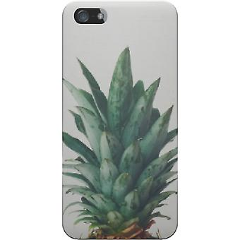 Ananas iPhone haut mate housse 5 s/SE