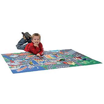 Majorette Road Play Carpet 100cm x 70cm