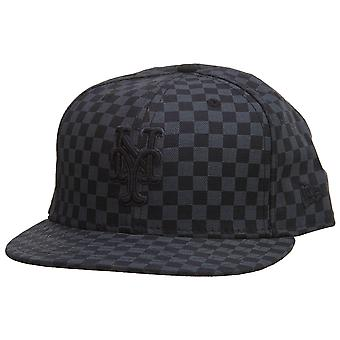 New Era New York Mets Fitted Hat Mens Style : Hat400