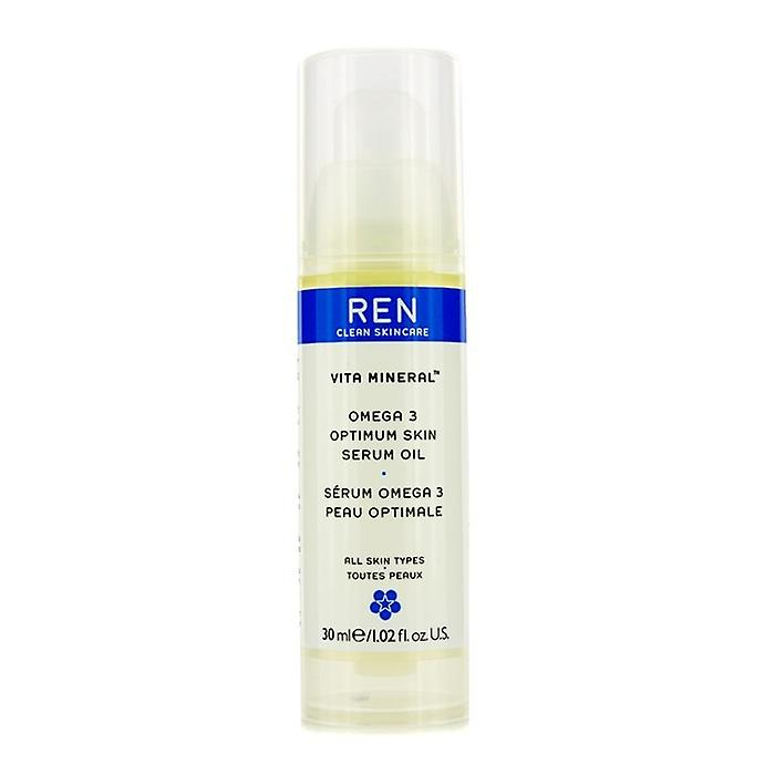 Ren Vita Mineral Omega 3 Optimum Skin Serum Oil (For Dry, Sensitive & Mature Skin) 30ml/1.02oz