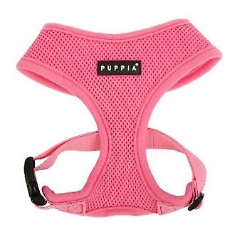 Puppia Harness Soft Pink (Dogs , Walking Accessories , Harnesses)