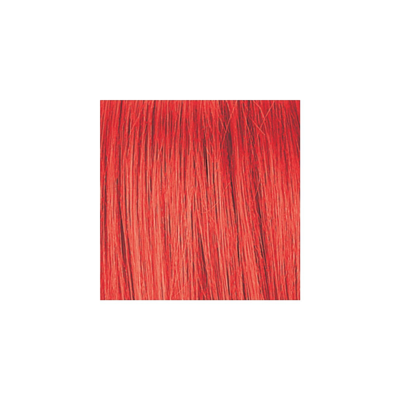 Hair Dye Semi Permanent by Stargazer - HOT RED With Free Gloves