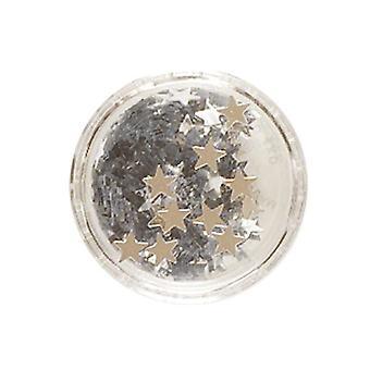 Stargazer Glitter sterren zilver