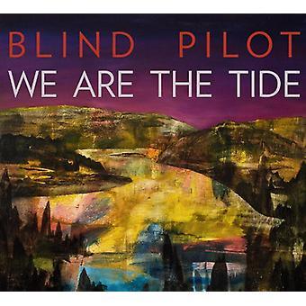 Blinde Pilot - vi er tidevandet [Vinyl] USA importen