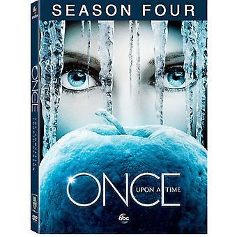 Once Upon a Time: komplet fjerde sæson [DVD] USA import
