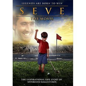 Seve film [DVD] USA importerer
