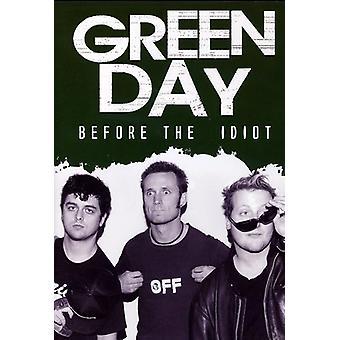 Green Day - før Idiot [DVD] USA importen