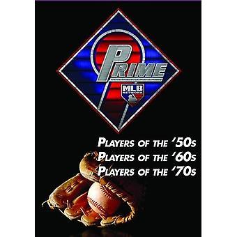 Prime 9: Spillere af 50s / spillere af i 1960 ' erne [DVD] USA import
