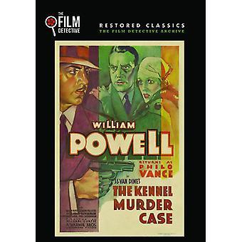 Kennel Murder Case [DVD] USA import