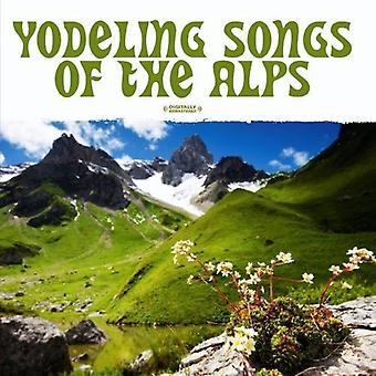 Alpine Yodelers - Yodeling Songs of the Alps [CD] USA import