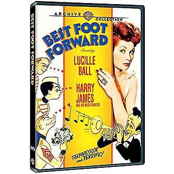 最高の足を前方に - ベスト 【 DVD 】 足進む米国インポートします。