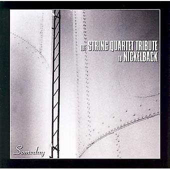 Tribute to Nickelback - The String Quartet Tribute to Nickelback: Someday [CD] USA import