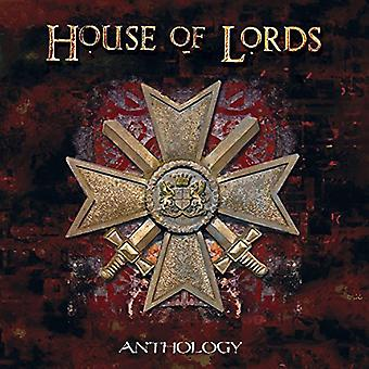 House of Lords - Anthology [CD] USA importeren