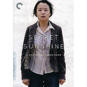 Secret Sunshine [DVD] USA import