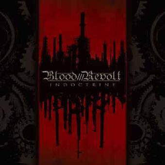 Blod oprør - Indoctrine [CD] USA importerer