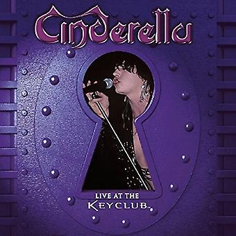 Cinderella - Live at de Key Club [Vinyl] USA import