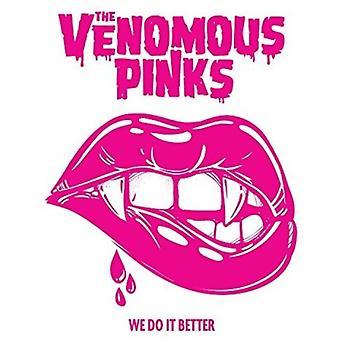 Giftige Pinks - vi gør det bedre [Vinyl] USA importerer