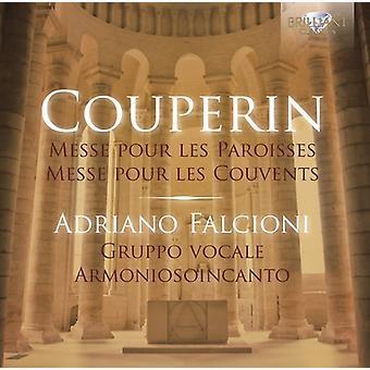 L. Couperin - Couperin: Messe Pour Les Paroisses; Messe Pour Les Couvents [CD] USA import