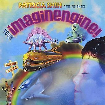 Patricia Shih - Ihr Imaginengine! [CD] USA import
