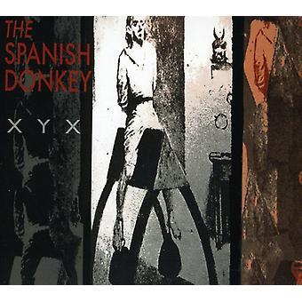 Spanske æsel - Xyx [CD] USA importerer