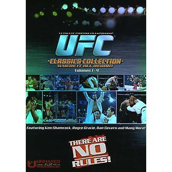 UFC Klassiker Boxset [DVD] USA import