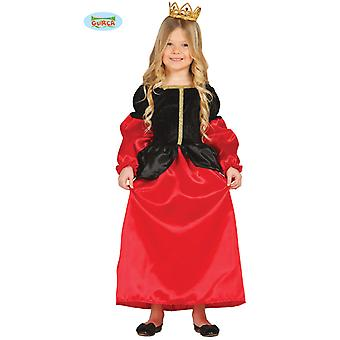 Princess costume medieval Princess costume child
