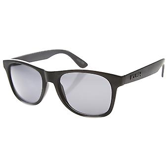 Mens Retro Classic Clean Plastic Horned Rimmed Sunglasses