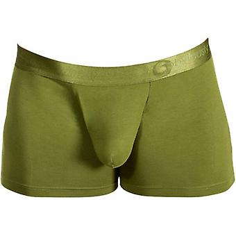 Obviously AnatoFree Spectra 2 Boxer Brief 3inch Leg - Olive Green