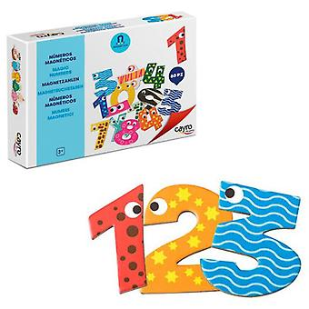 Cayro Number Magneticos (Toys , Educative And Creative , Mathematics)