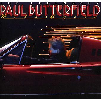Paul Butterfield - Rides Again [CD] USA import
