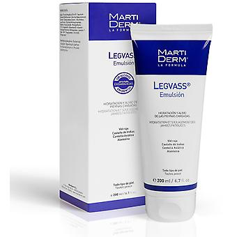 Martiderm Legvass Emulsion  (Hygiene and health , Special Cares , Tired Legs)