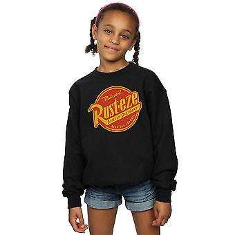 Disney Girls Cars Rust-Eze Logo Sweatshirt