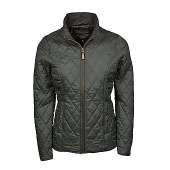 Tee Jays Womens/Ladies Richmond Diamond Quilted Jacket