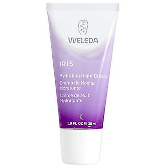 Weleda, Iris Hydrating Night Cream, 30ml