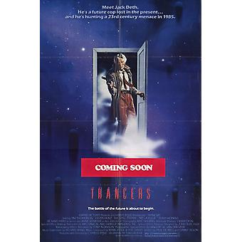Trancers Movie Poster (11 x 17)