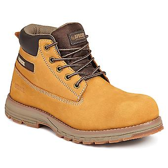 Wheat  Nubuck Waterproof 6